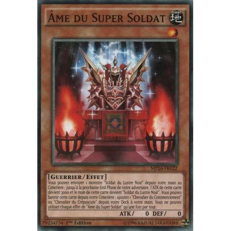 Ame du Super Soldat (C) [MP16]