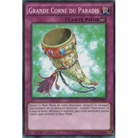 Grande Corne du Paradis (C) [MP16]