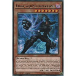 Radian, Kaiju Multidimensionnel (R) [MP16]