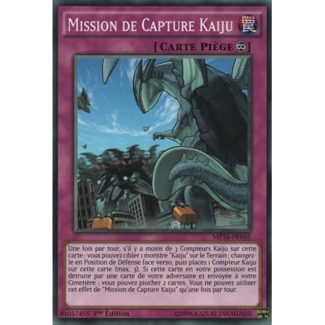 Mission de Capture Kaiju (C) [MP16]