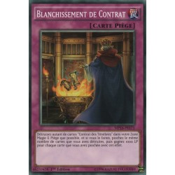Yugioh - Blanchissement de Contrat (C) [MP16]