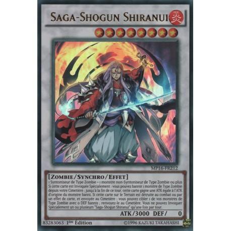 Saga-Shogun Shiranui (UR) [MP16]