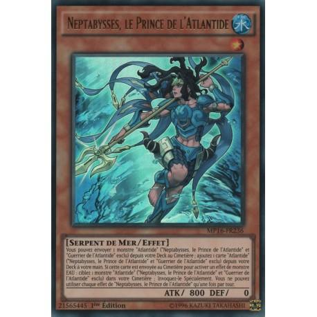 Neptabysses, le Prince de l'Atlantide (UR) [MP16]