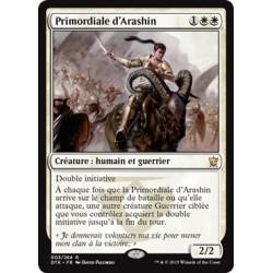 Blanche - Primordiale d'Arashin (R) [DTK] FOIL