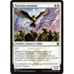 Blanche - Tacticien avemain (C) [DTK] FOIL