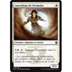 Blanche - Lancedune de Dromoka (C) [DTK] FOIL