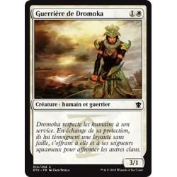 Blanche - Guerrière de Dromoka (C) [DTK] FOIL