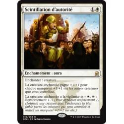 Blanche - Scintillation d'Autorité (R) [DTK] FOIL