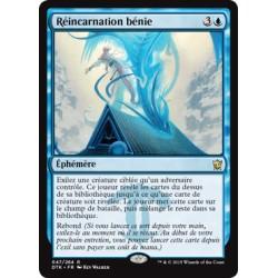 Bleue - Réincarnation Bénie (R) [DTK] FOIL
