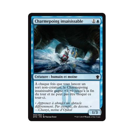 Bleue - Charmepoing insaisissable (C) [DTK] FOIL