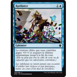 Bleue - Rutilance (C) [DTK] FOIL