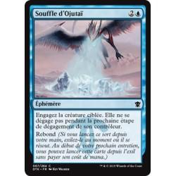 Bleue - Souffle d'Ojutaï (C) [DTK] FOIL