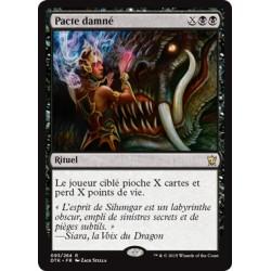 Noire - Pacte damné (R) [DTK] FOIL