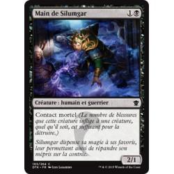 Noire - Main de Silumgar (C) [DTK] FOIL