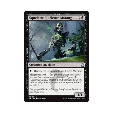 Noire - Squelette du fleuve Marang (U) [DTK] FOIL