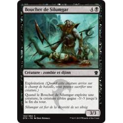 Noire - Boucher de Silumgar (C) [DTK] FOIL