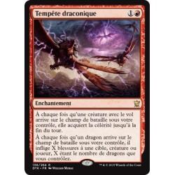 Rouge - Tempête draconique (R) [DTK] FOIL
