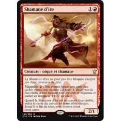 Rouge - Shamane d'ire (R) [DTK] FOIL