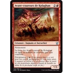 Rouge - Avant-coureurs de Kolaghan (U) [DTK] FOIL