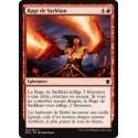 Rouge - Rage de Sarkhan (C) [DTK] FOIL