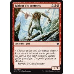 Rouge - Rôdeur des sommets (C) [DTK] FOIL