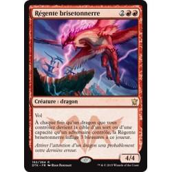 Rouge - Régente brisetonnerre (R) [DTK] FOIL