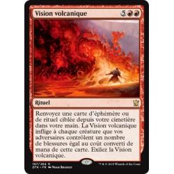 Rouge - Vision volcanique (R) [DTK] FOIL