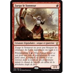 Rouge - Zurgo le Sonneur (R) [DTK] FOIL