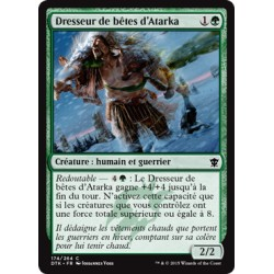 Verte - Dresseur de bêtes d'Atarka (C) [DTK] FOIL