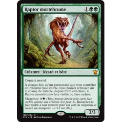 Verte - Raptor Mortebrume (M) [DTK] FOIL