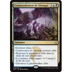 Or - Commandement de Silumgar (R) [DTK] FOIL