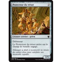 Artefact - Protecteur du trésor (C) [DTK] FOIL