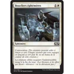Blanche - Boucliers éphémères (C) [M15] FOIL