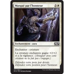 Blanche - Marqué par l'honneur (C) [M15] FOIL