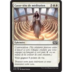 Blanche - Casse-tête de méditation (C) [M15] FOIL