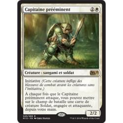 Blanche - Capitaine prééminent (R) [M15] FOIL