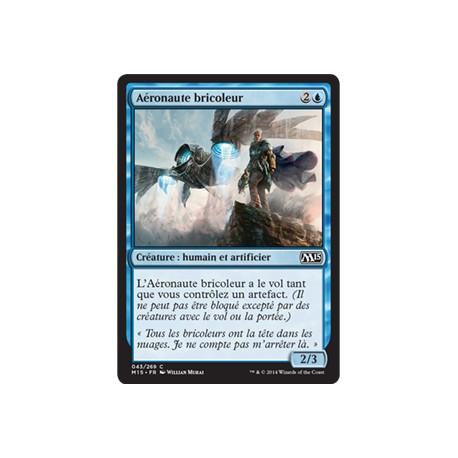 Bleue - Aéronaute bricoleur (C) [M15] FOIL
