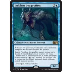 Bleue - Indolent des gouffres (R) [M15] FOIL
