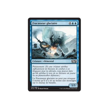 Bleue - Fracasseur glaciaire (C) [M15] FOIL