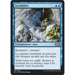 Bleue - Invisibilité (C) [M15] FOIL