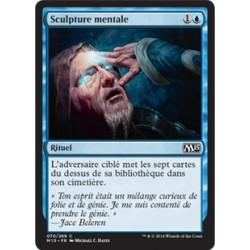 Bleue - Sculpture mentale (C) [M15] FOIL