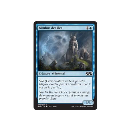 Bleue - Nimbus des îles (C) [M15] FOIL