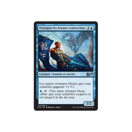 Bleue - Parangon des brumes coalescentes (U) [M15] FOIL
