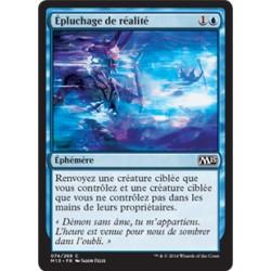 Bleue - Epluchage de réalité (C) [M15] FOIL