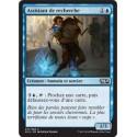 Bleue - Assistant de recherche (C) [M15] FOIL