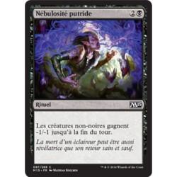 Noire - Nébulosité putride (C) [M15] FOIL