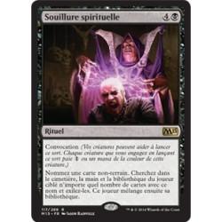 Noire - Souillure spirituelle (R) [M15] FOIL