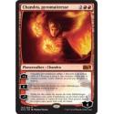 Rouge - Chandra, pyromaîtresse (M) [M15] FOIL