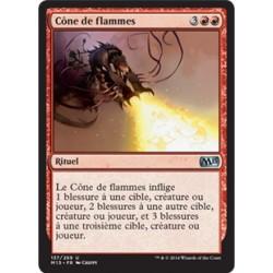 Rouge - Cône de flammes (U) [M15] FOIL