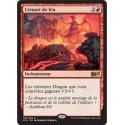 Rouge - Creuset de feu (R) [M15] FOIL